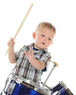 Boy-Playing-Drums